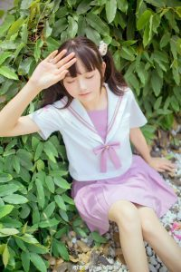 Cosplayer Sakuragun 桜群