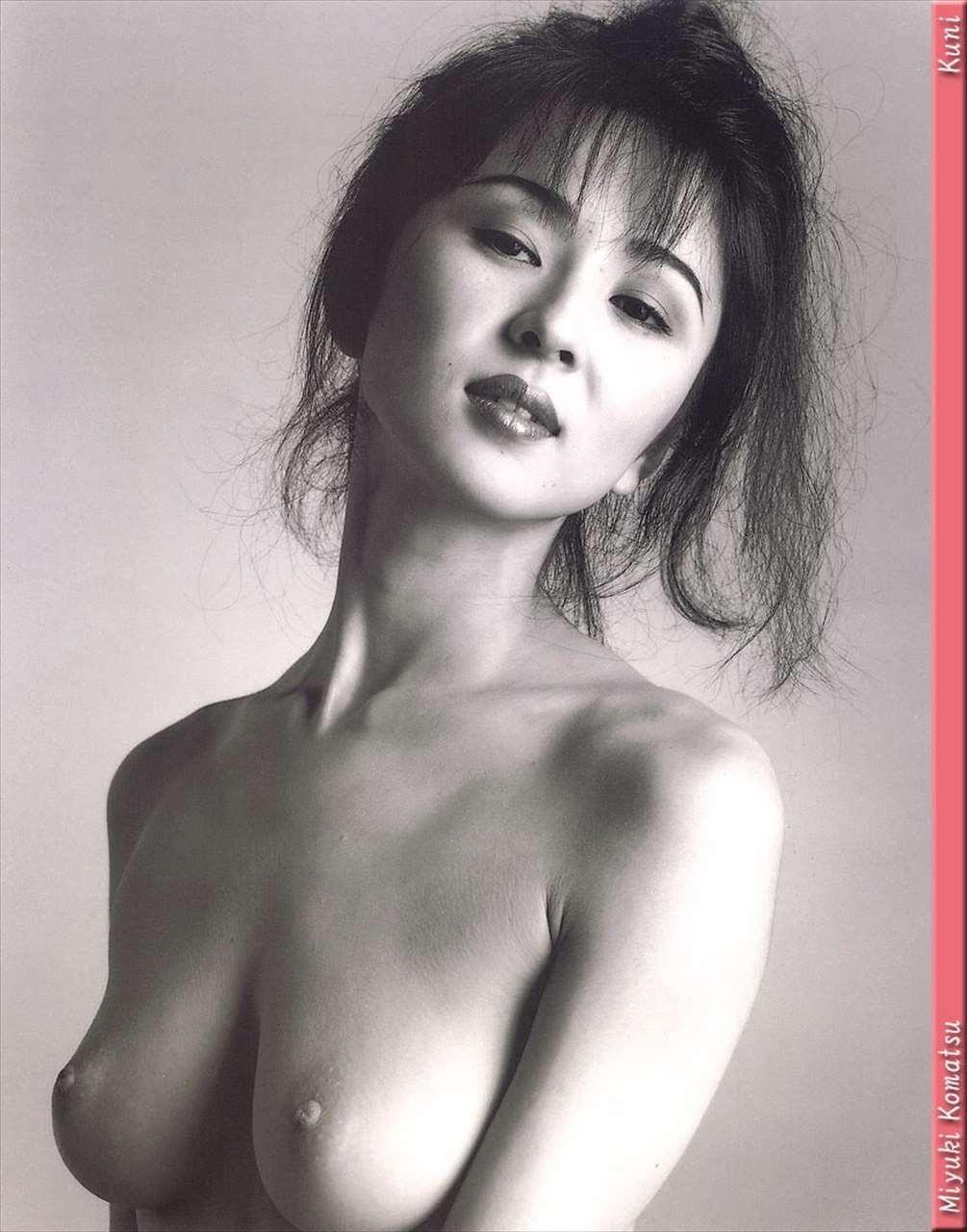 Komatsu Miyuki 小松みゆき