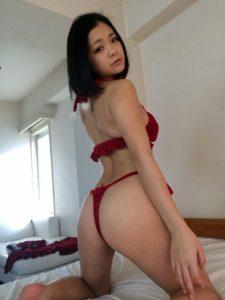 Tsuruta Kana 鶴田かな Selfie