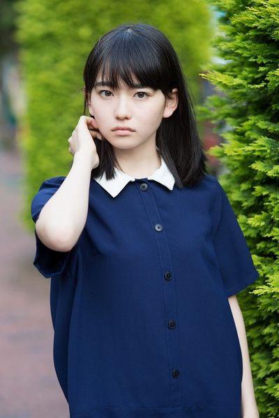 Yamada Anna 山田杏奈