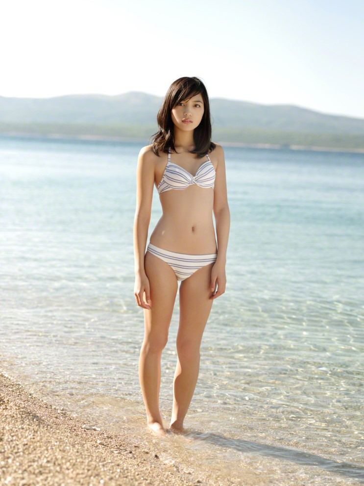 Kawaguchi Haruna 川口春奈