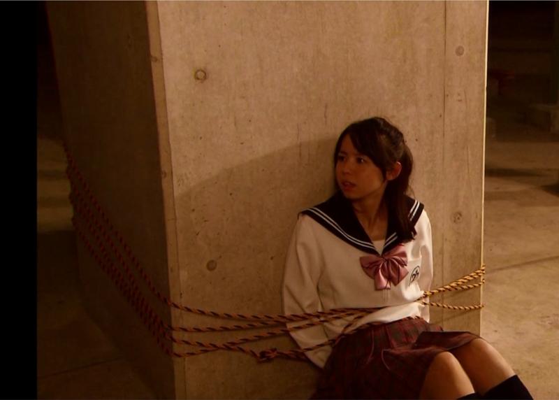 Koike Rina 小池里奈 被绳索绑住了