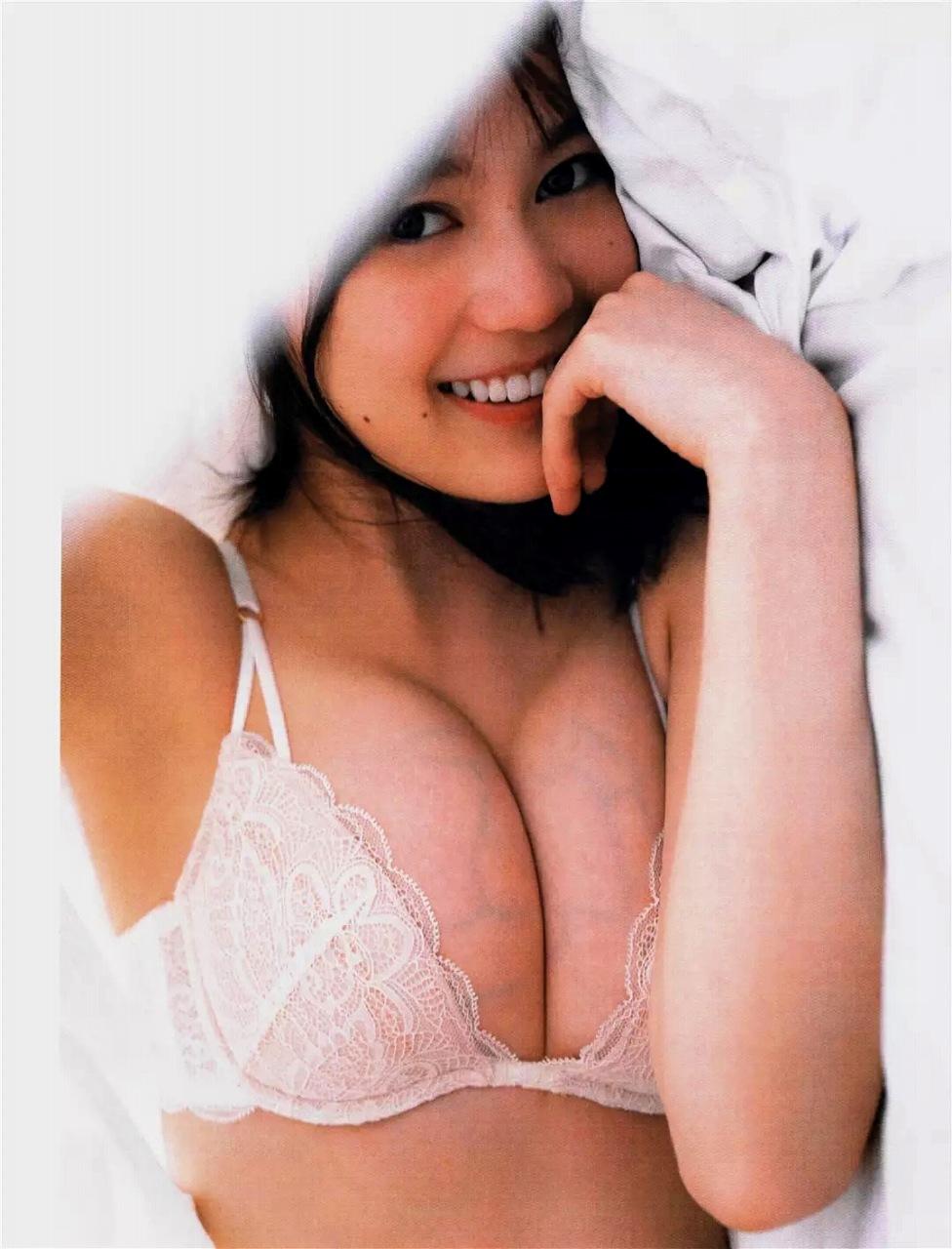 Ikuta Erika 生田絵梨花