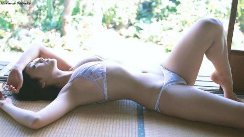 Yabuki Haruna 矢吹春奈