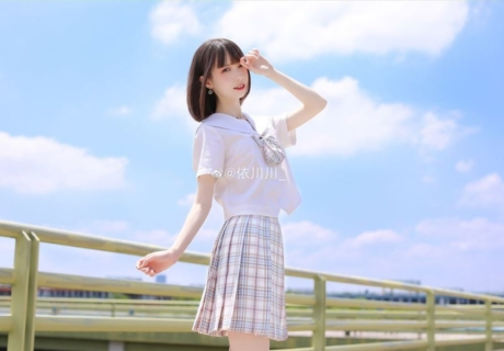 School Uniform 制服美女