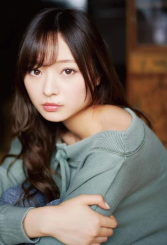Umezawa Minami 梅澤美波