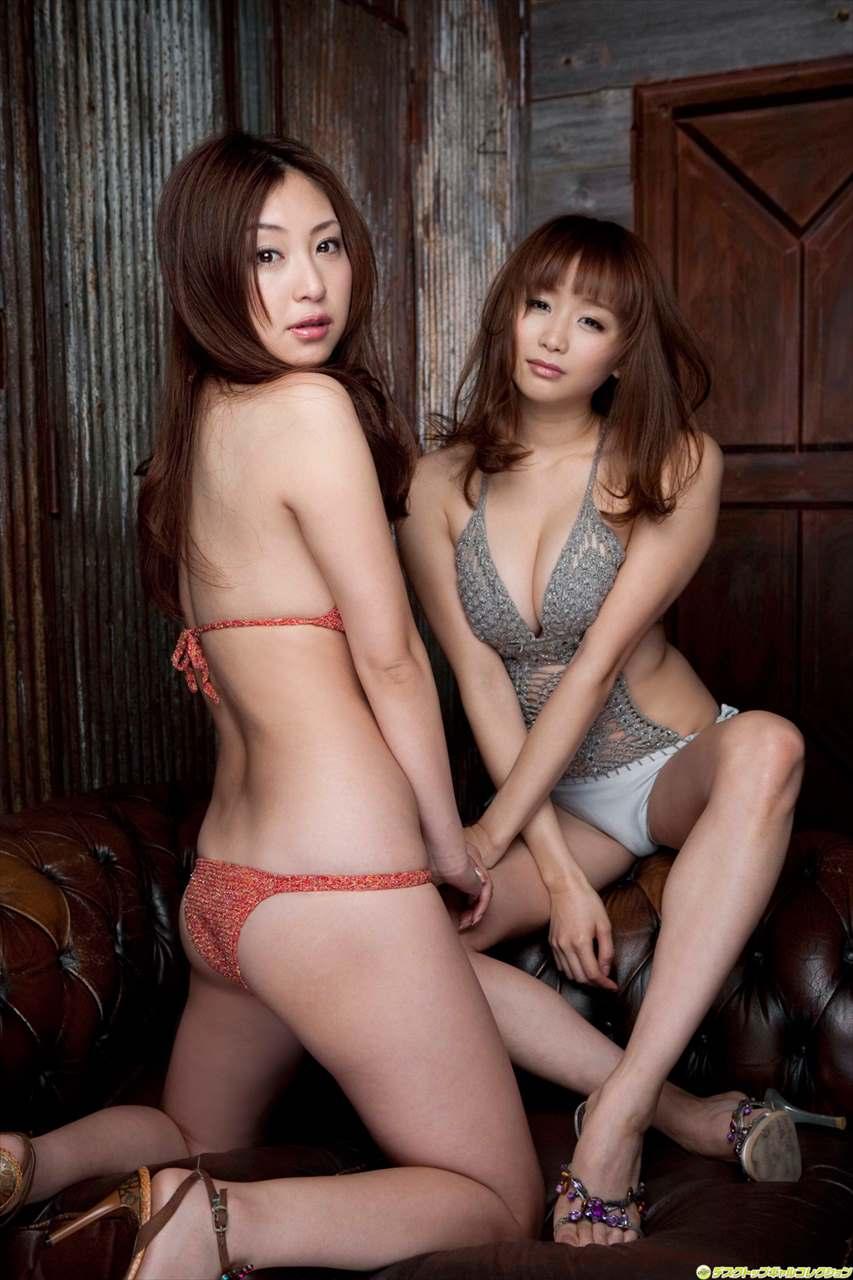 Aoshima Akina & Tatsumi Natsuko 青島あきな & 辰巳奈都子