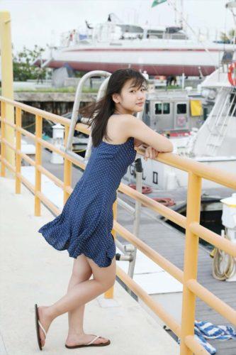 Yokoyama Reina 横山玲奈