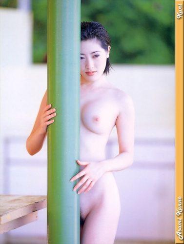 Kanno Asami 神乃麻美