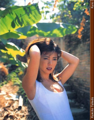 Takeda Kumiko 武田久美子