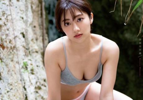 Okuyana Kazusa 奥山かずさ