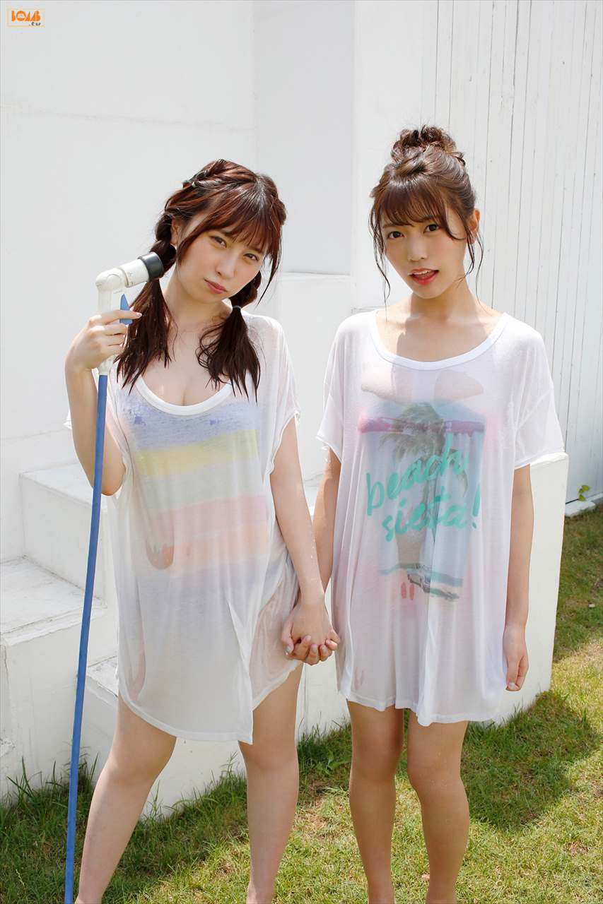 Miyauchi Rin & Matsushita Reona 宮内凛 & 松下玲緒菜