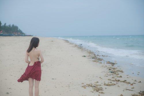 Yuzuki on Suzhou Island 柚木寫真之涠洲島