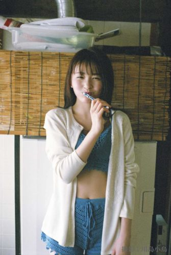 Kumada Rinka 久間田琳加