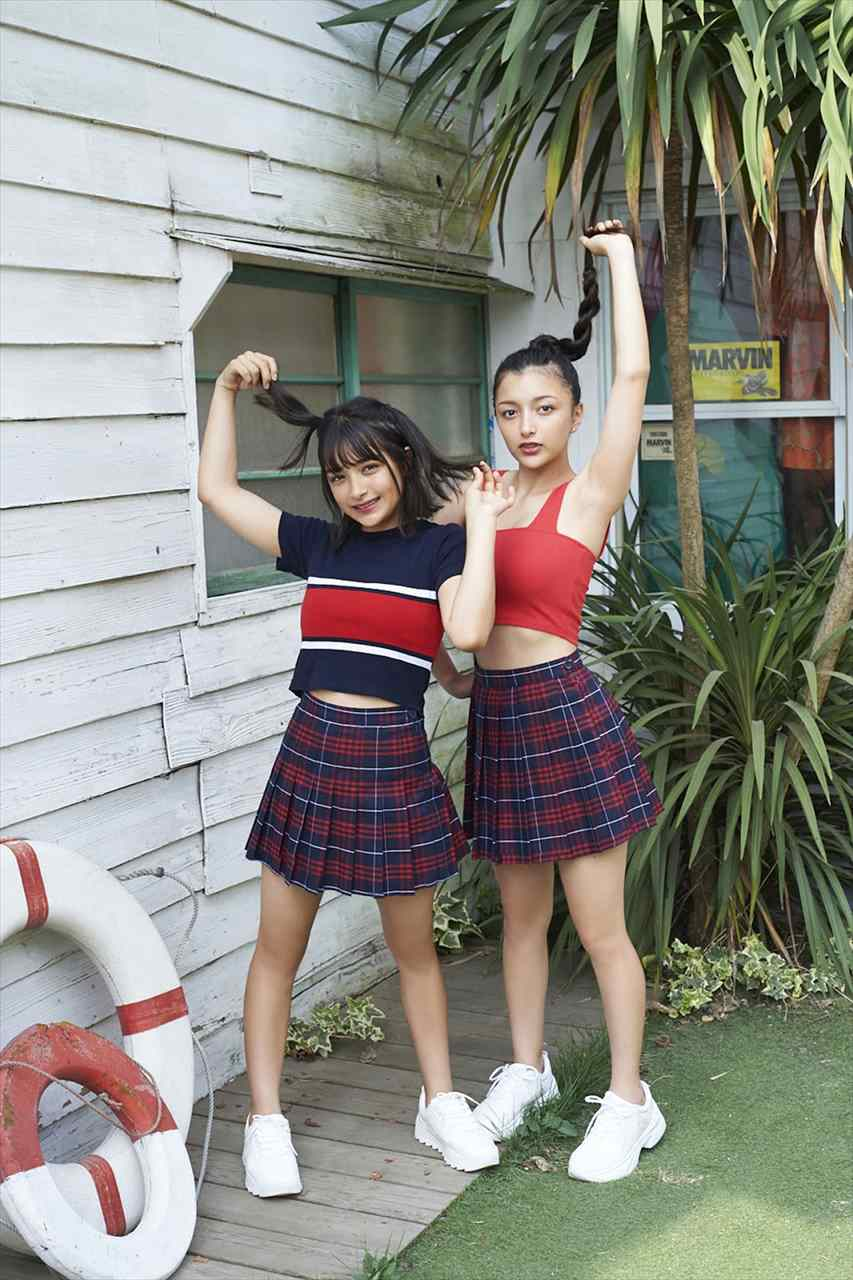 Erika & Marina エリカ&マリナ