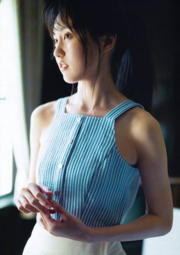 Kaki Haruka 賀喜遥香