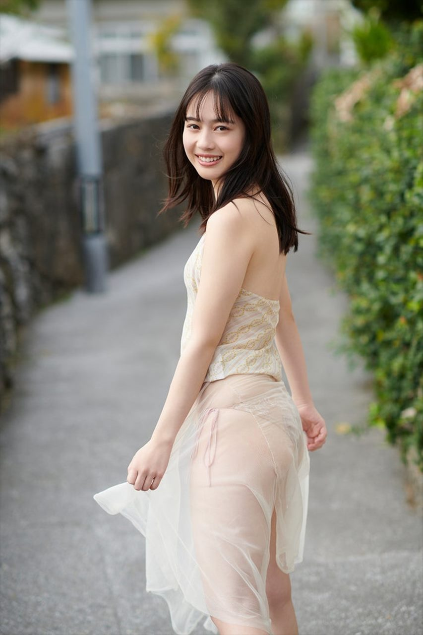 Okada Yurino 岡田佑里乃