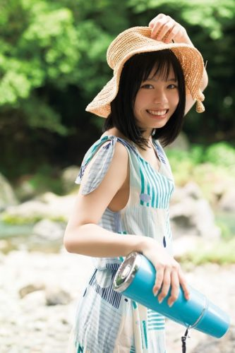 Mineshima Komaki 峰島こまき