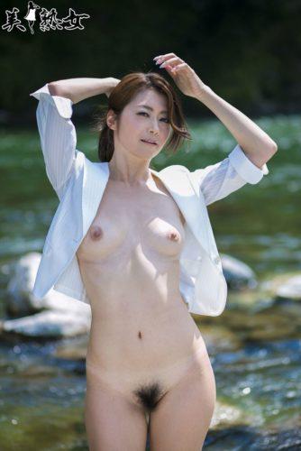 Hojo Maki 北条麻妃