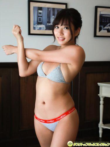 Onuki Sayaka 大貫彩香