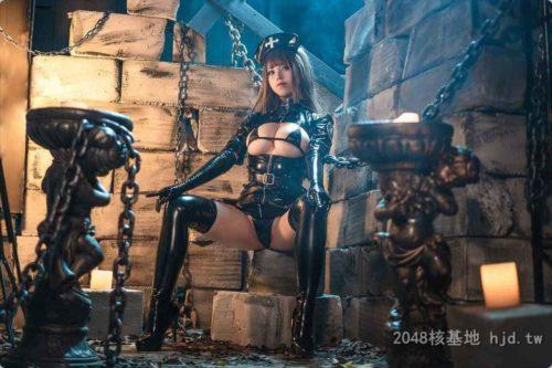 Cosplay 蜜汁猫裘