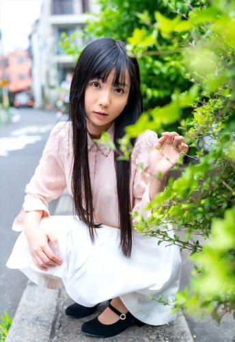 Arisaka Mayoi 有坂真宵