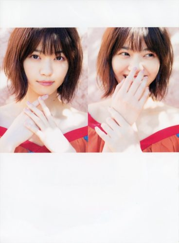 Nishino Nanase 西野七瀬