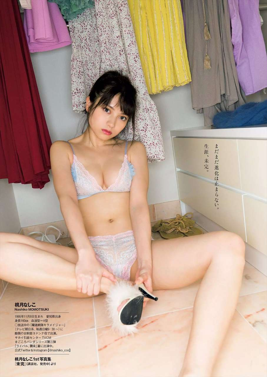 Momotsuki Nashiko 桃月なしこ
