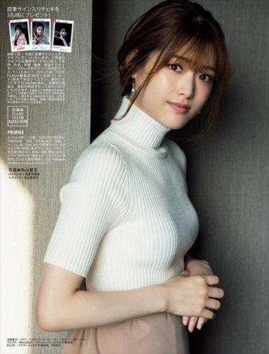 Matsumura Sayuri 松村沙友理