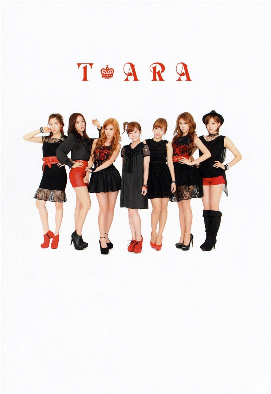 T-ARA ティアラ
