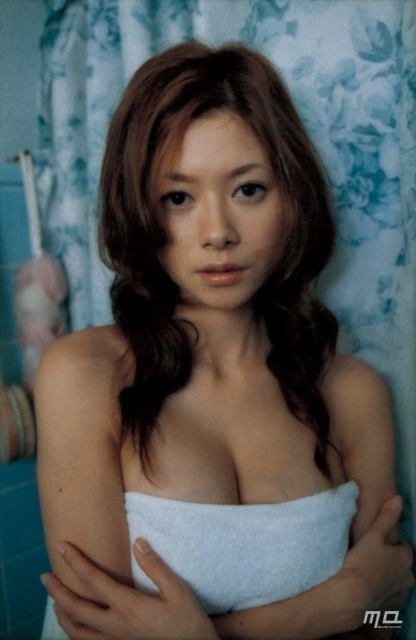 Maki Yoko 真木よう子