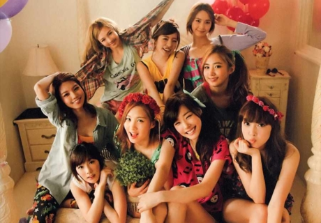 Girls' Generation 少女時代