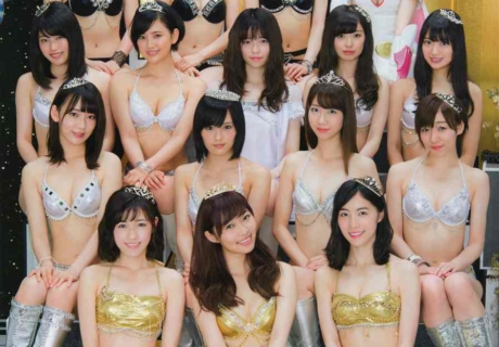 AKB48 General Election! Swimsuit Surprise Announcement 2016