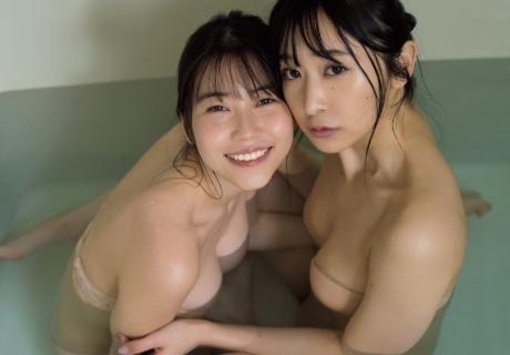 Majima Naomi & Iori Io 真島なおみ & 伊織いお