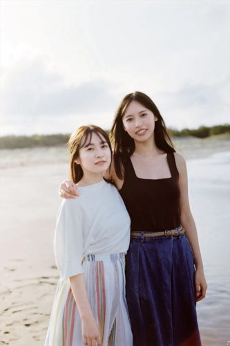 Hayasaka Nagisa & Otsuki Riko 早川渚紗 & 大槻りこ