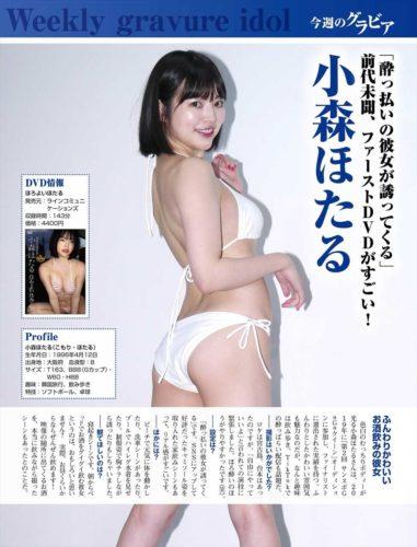 Komori Hotaru 小森ほたる