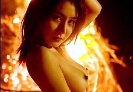 Nude Chinese Model