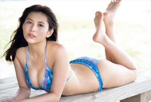 Arai Haruka 新井遥